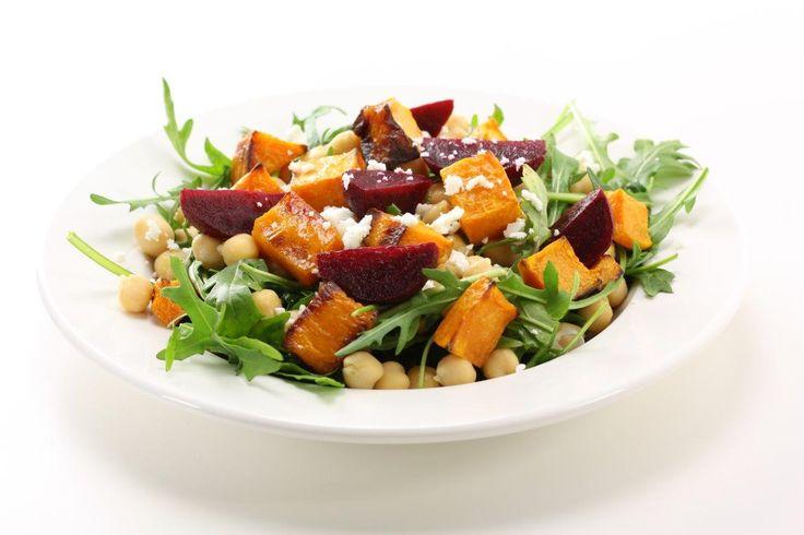 Roasted Beetroot and Pumpkin Salad | Tony Ferguson Weightloss Program