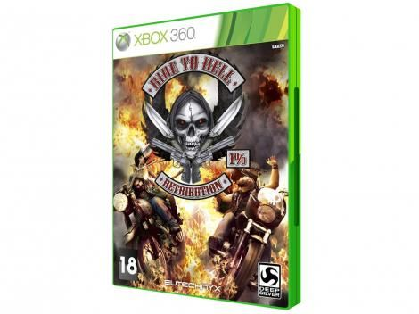 Ride to Hell: Retribution para Xbox 360 com as melhores condições você encontra no site do Magazine Luiza. Confira!