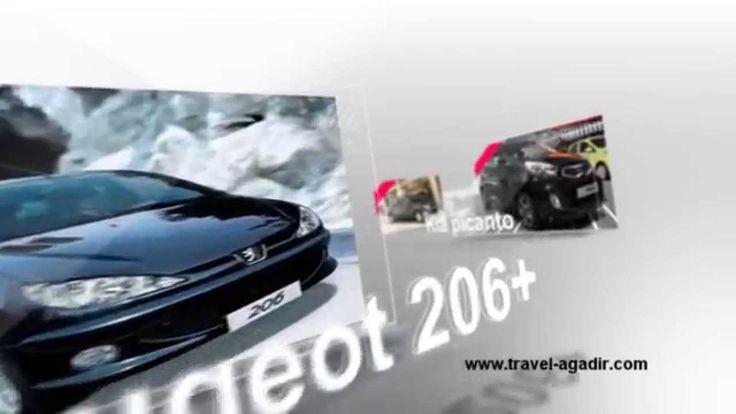 Location voiture Agadir et Marrakech avec des prix location voiture moins cher aux aéroport Maroc
