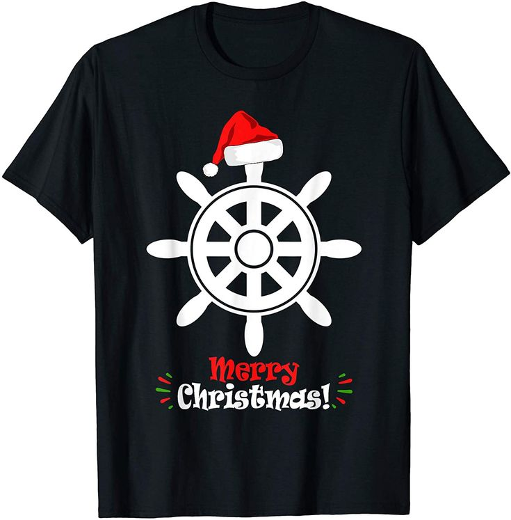 Boat Owner Novelty Christmas Gift idea T-Shirt in 2020 ...