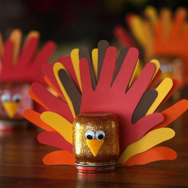 Cute thanksgiving craft!!