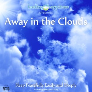This is a popular sleep aid that is ideal for falling asleep. The relaxation and visualization will transport you to a beautiful place away in the clouds :)