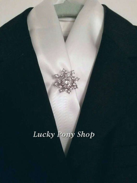 Check out this item in my Etsy shop https://www.etsy.com/listing/506401674/new-gorgeous-dressage-stock-tie-pin