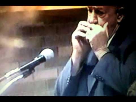 "Silent Night"" - Eugene Kilbride (on harmonica) and the St. Agnes ..."