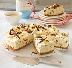 Philadelphia-Torte mit Schokostückchen Rezept - Chefkoch-Rezepte auf LECKER.de   Kochen, Backen und schnelle Gerichte