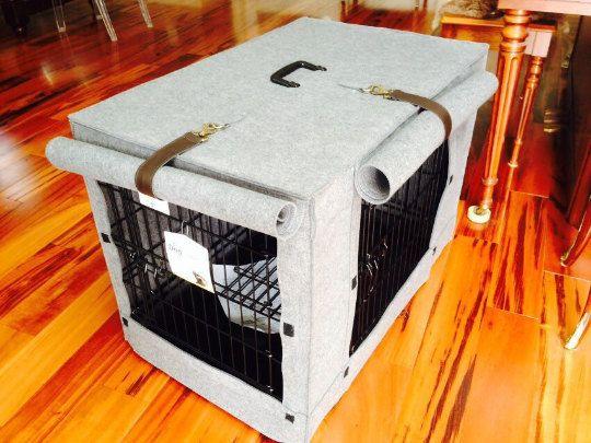 Hund-Kiste-Cover XL von cherryfelt auf Etsy