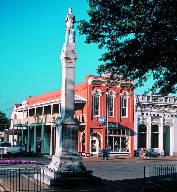 Mississippi Oxford The Square by visitmississippi, via Flickr