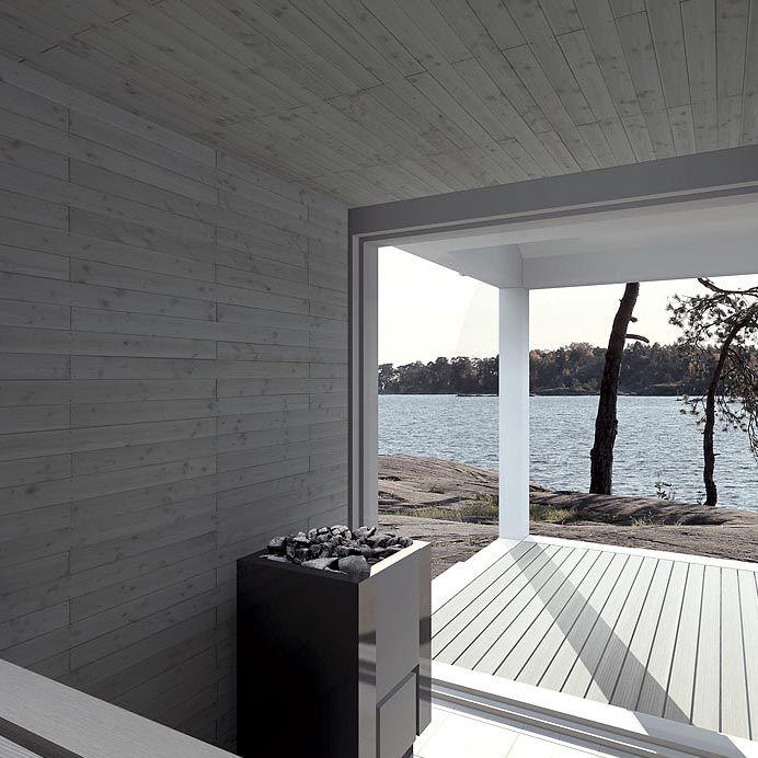 Sunhouse SAARISTO_XS3_7 - sauna.