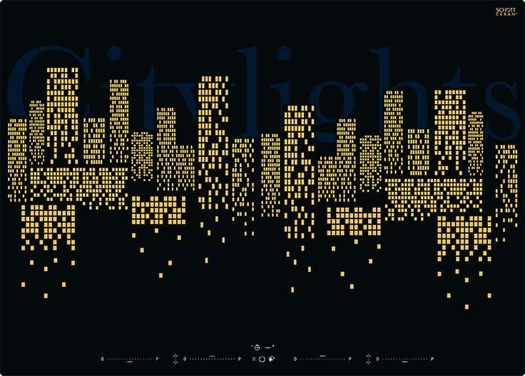 """SCHOTT CERAN® DESIGN AWARD: Publikumssieger """"Citylights"""" von Philipp Molter"""
