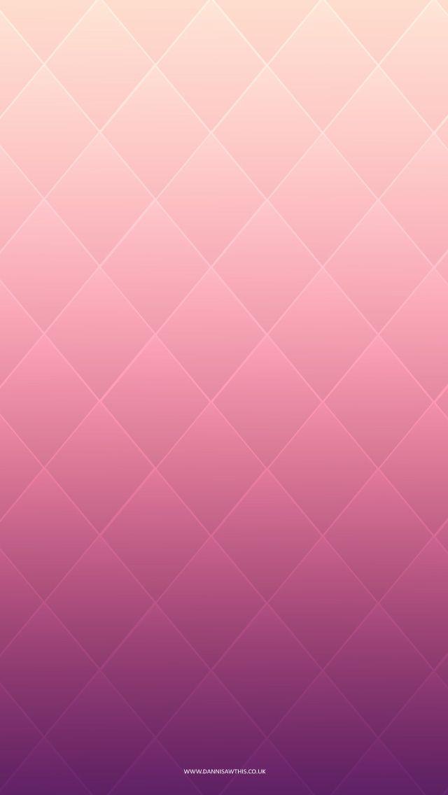 Free Pink Diamond iPhone Wallpaper
