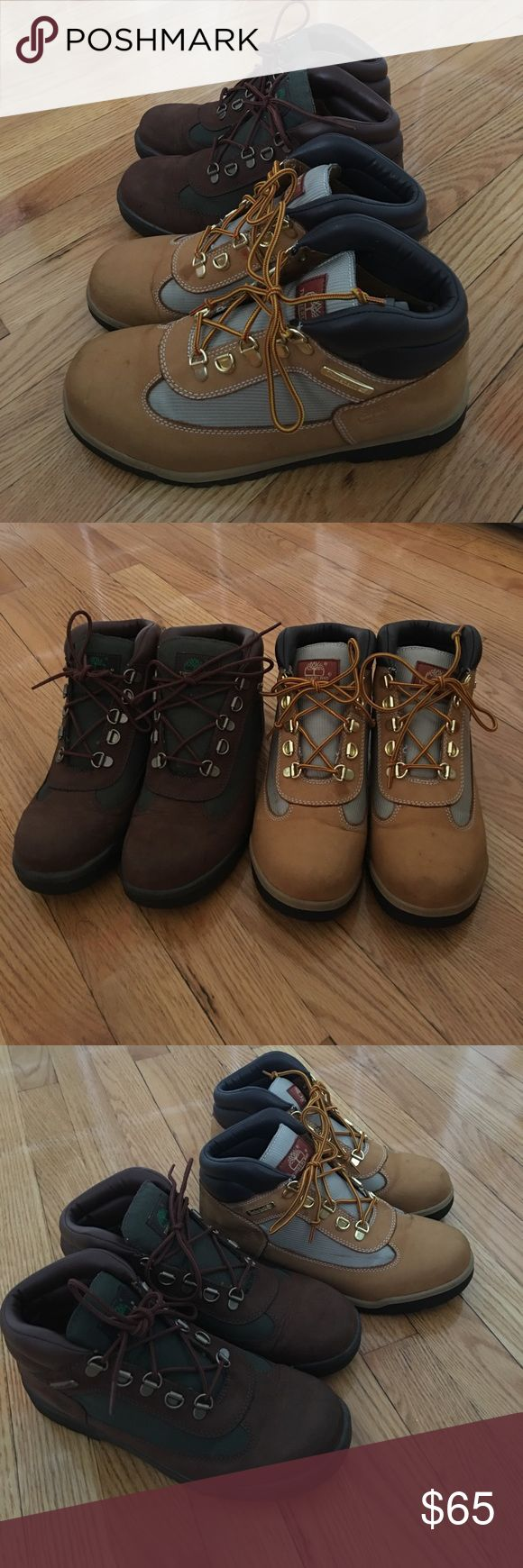 SALE✔️Timberland Field Boots Good condition Timberland Shoes Winter & Rain Boots