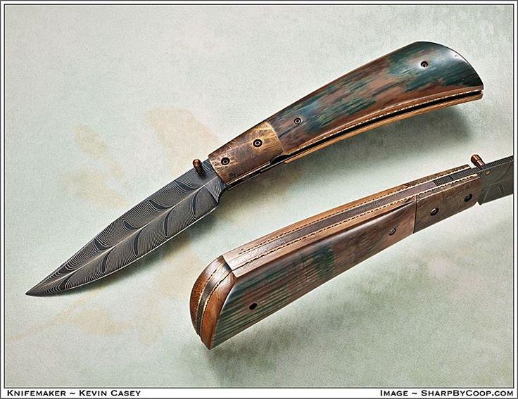 Kevin Casey knives