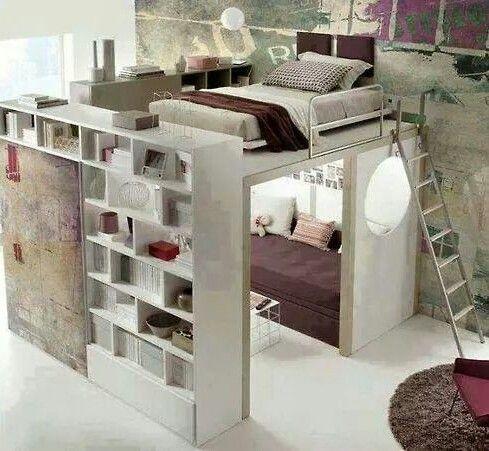 59 besten Dream house/ Room Bilder auf Pinterest Rund ums haus - kleines schlafzimmer einrichten tipps