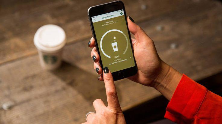 Starbucks lança aplicativo de pagamentos no Brasil