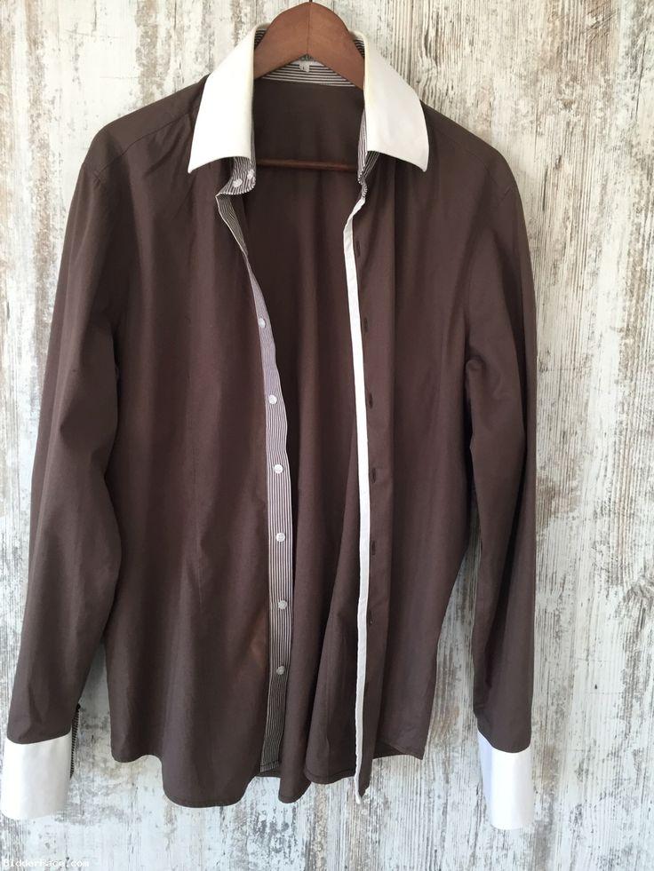 Nara Camicie - Italian shirt /  košeľa / ingElegant men shirt Made in Italy