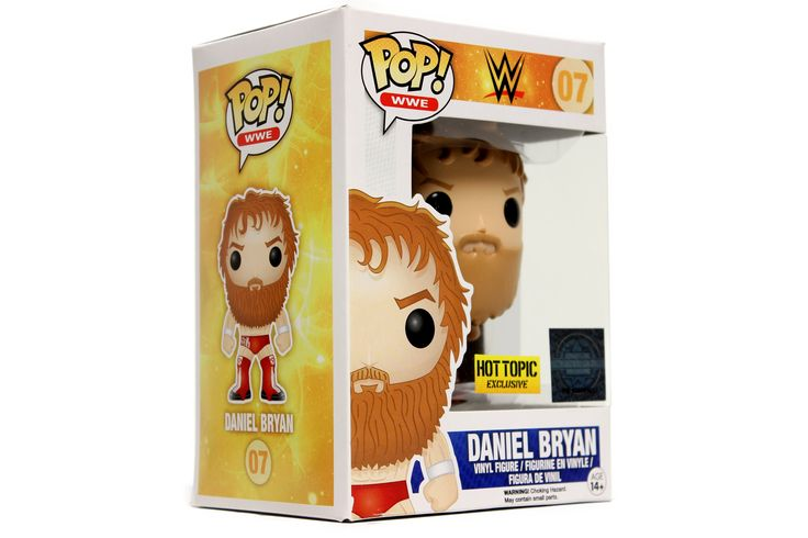 POP! WWE: Daniel Bryan [Red Outfit]