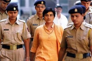 The National Investigation Agency on Friday dropped the names of Sadhvi Pragnya Singh Thakur and four others as 'accused' in the September 2008 Malegaon blasts case, in its charge-sheet filed before a Special Court here. The significant development will pave the way for a discharge and early release from jail for all these four accused from the sensitive case which...  Read More