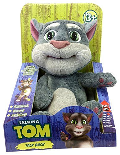Electronic Pets - Dragoni Toys Animated Talking Tom * Be sure to check out this awesome product.