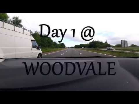 MY FIRST FPV RACE - WOODVALE SHOW - THUG SQUEELER