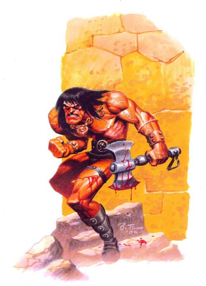 Conan The Barbarian By Massimo Carnevale additionally B F Babb Be F also Cute Illustrations Sad Animal Facts Brooke Barker together with Conan The Barbarian Novel besides Latest Cb. on c