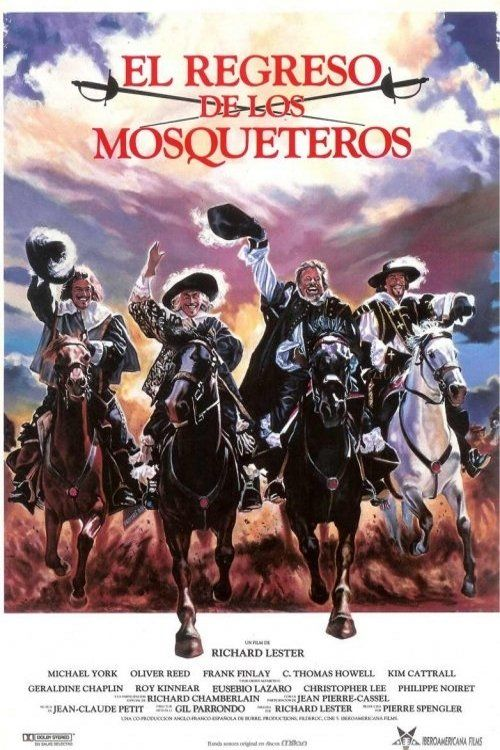 Watch->> The Return of the Musketeers 1989 Full - Movie Online