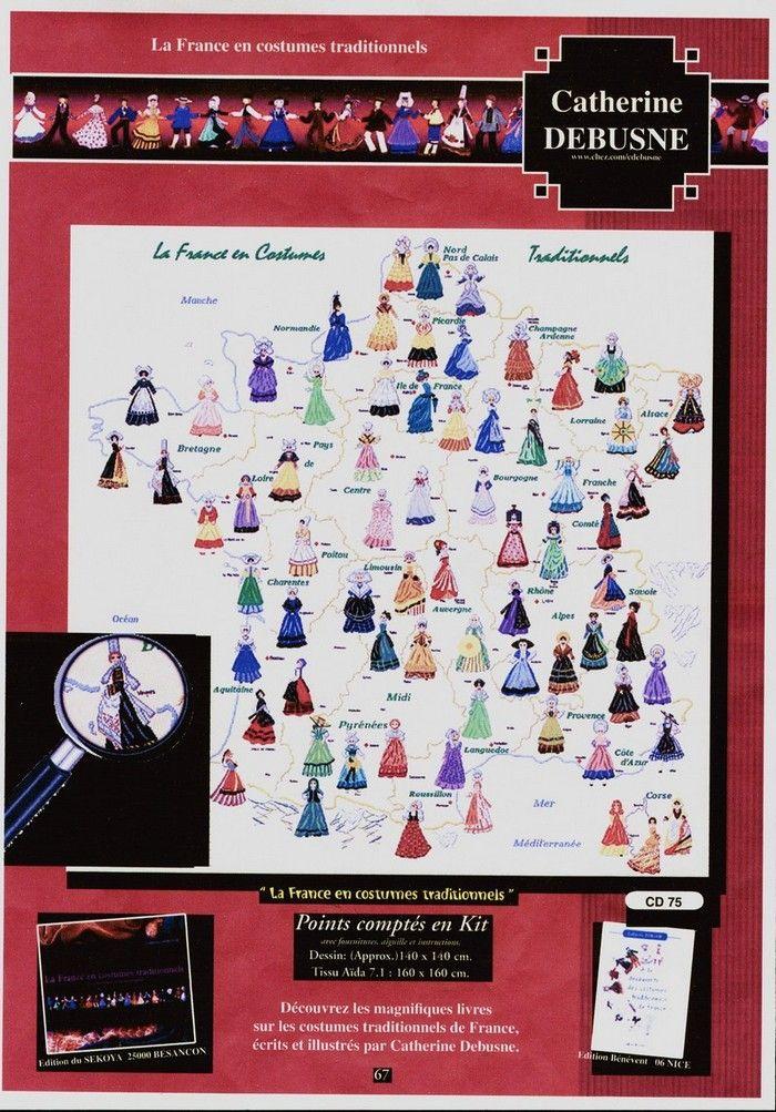 Original de la Carte, créée pour LUC Créations.Kit de broderie, sur lequel doit être mentionné mon  nom http://www.luc.tm.fr/catalogue/kits-points-comptes/tableau-a-broder-autres-createurs/catherine-debusne