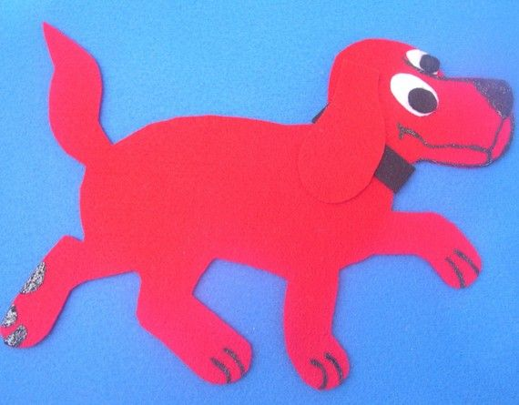 29 best clifford the big red dog theme images on pinterest for Red dog daycare