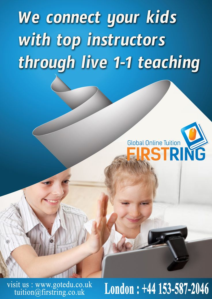 We connect your kids with top instructors through live 1-1 teaching visit us : http://www.gotedu.co.uk/  Student Reg : http://gotedu.co.uk/StudentRegistration.aspx?From=Basic 29-06-2016 (261)