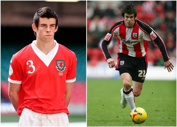 Gareth Bale`s body measurements