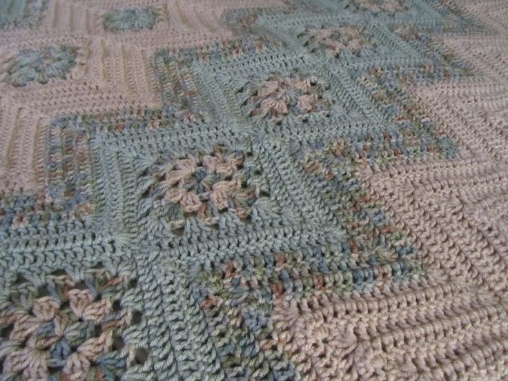 Ravelry: Grannies and Ripples by Stephanie Blaisure
