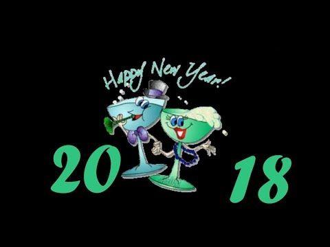 Guten Rutsch ins Neue Jahr..Silvester Gruß..happy New Year 2018 ...