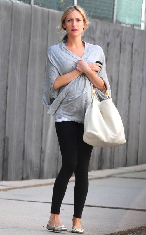 32 best Pregnancy Style:: Hilary Duff images on Pinterest ...