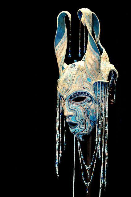 All sizes   Gwynn Popovac: BioMythic Masks   Flickr - Photo Sharing!
