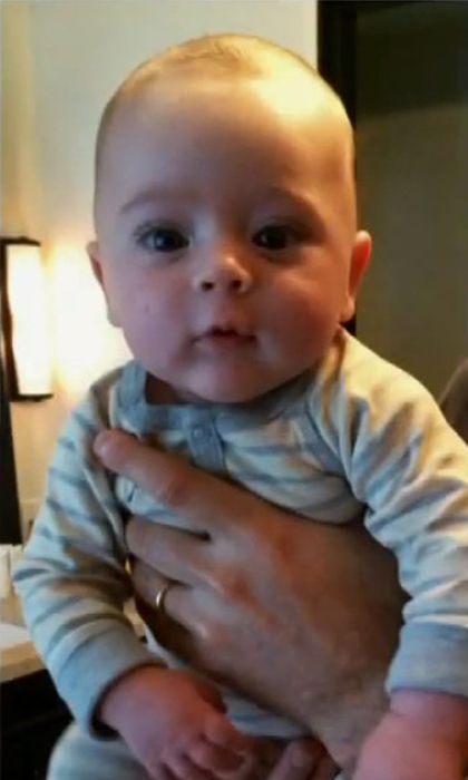 """Megan Fox and Brian Austin Green's second child, Bhodi Ransom Green, was born on Feb. 12.Bodhi is a Buddhist name that means awakened, and is sometimes translated into English as """"enlightenment."""""""