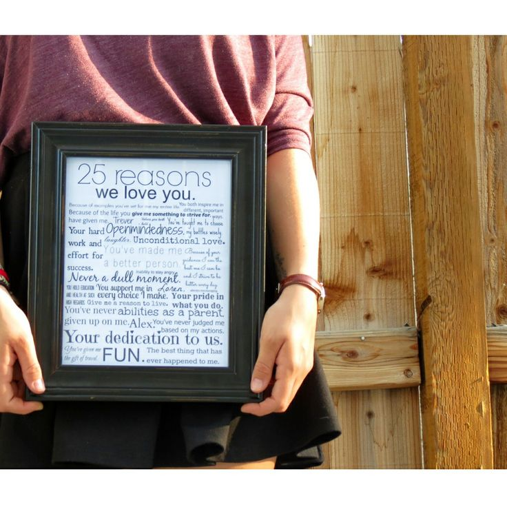 Silver Wedding Anniversary Gifts For Husband: 17 Best Images About Parents 25th Anniversary On Pinterest