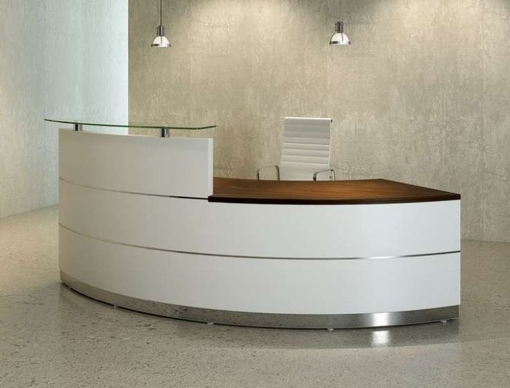 The benefits of reception desk furniture  Reception desk furniture is primarily what your clients and guests will notice when they walk into your office. Before their eyes are bedazzled with the plush interiors of your lounge, they would take one look at your reception desk and the ones