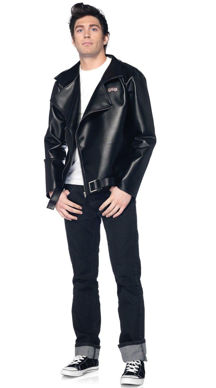 Grease - Danny Zuko Adult Costume from Buycostumes.com