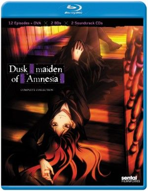 Dusk maiden of Amnesia Blu-ray Complete Collection (Hyb) #RightStuf2013