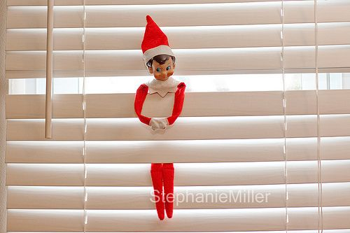 Elf on the Shelf Day 10 | Stephanie.Miller | Flickr