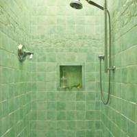 Meer dan 1000 idee n over groene tegels op pinterest tegel badkamer en metrotegels - Groene metro tegels ...