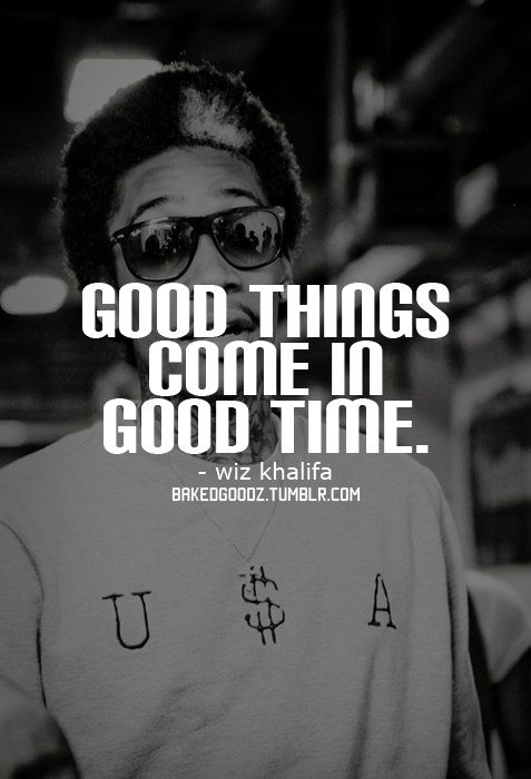 Wiz Khalifa | Celebrities Sayings | Pinterest | So true ...