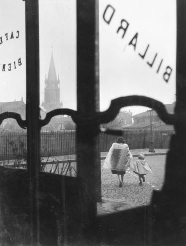 1947 - Ménilmontant - Willy Ronis