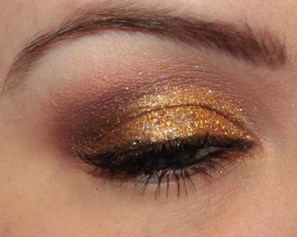 Belle From Beauty And The Beast Disney Eye Makeup