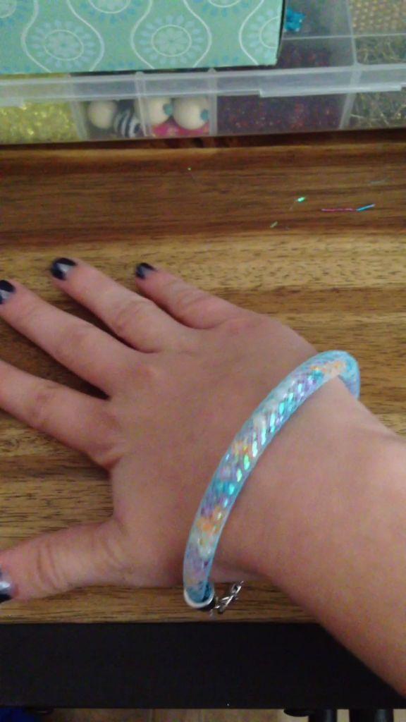 DIY Mermaid Bracelet