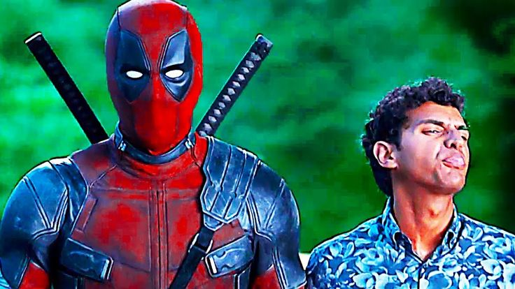 DEADPOOL 2 Trailer ✩ Ryan Reynolds, Superhero Movie HD
