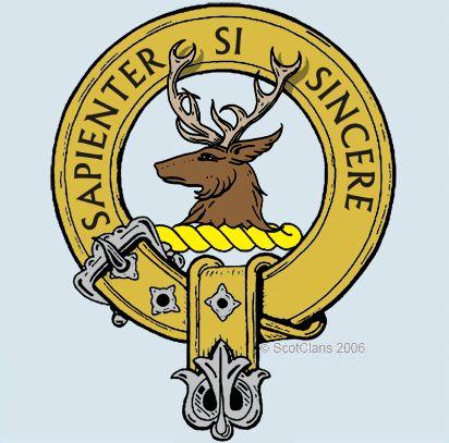 Clan Davidson crest