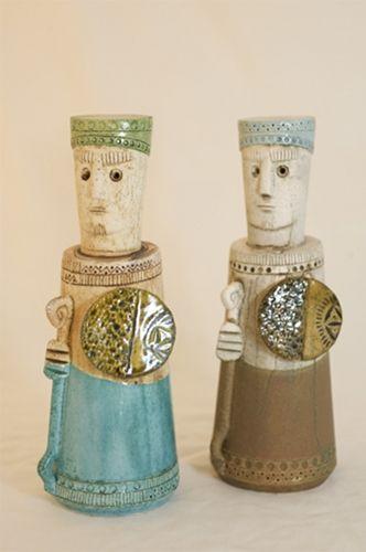 Domenico Cubeddu, ceramiche.