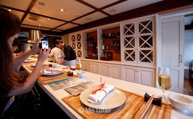 © Mis Lutier - Restaurante Hotel Hesperia Finisterre (A Coruña)
