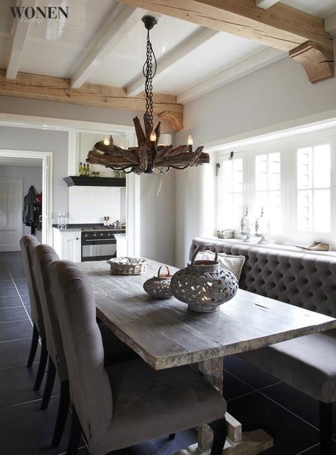 DHome.nl - #RTLWoonmagazine# - keuken/eetkamer..