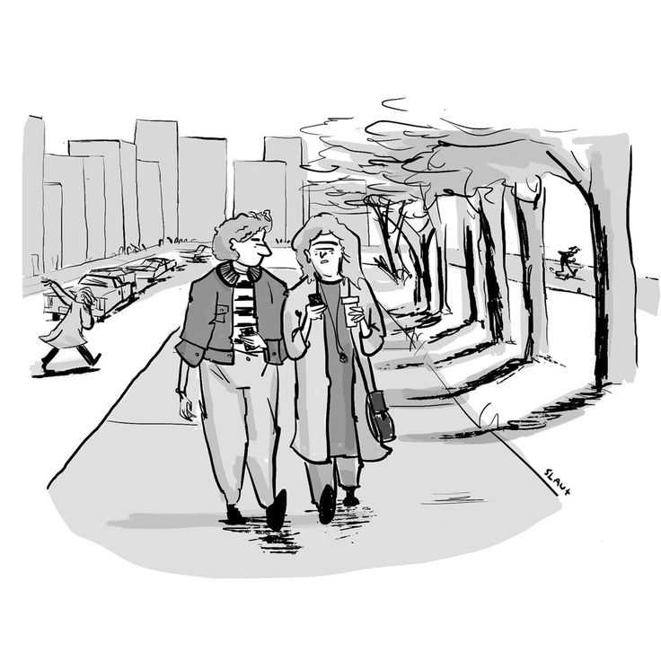 Daily Cartoon: Friday, November 17th | The New Yorker
